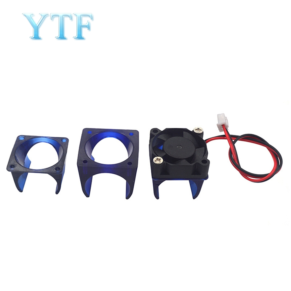V6 Fan Duct  3D Printer Onderdelen  DIY Fan Cover Extrusie  V5 V6 Special Injection Radiator 3010 Cooling Fan Cover
