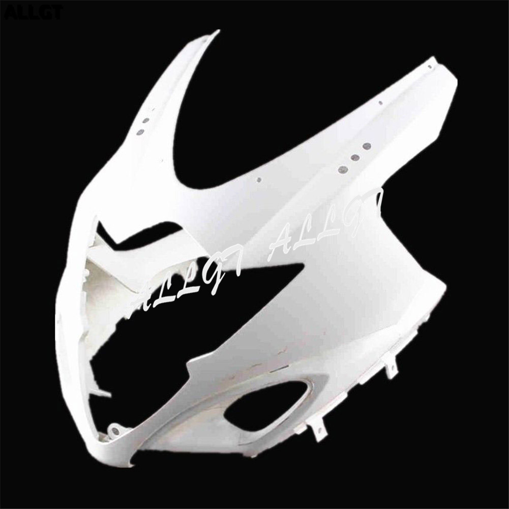 ABS Unpainted Front Upper Nose Fairing Cowl For Suzuki GSXR1000 2005-2006 K5 NEW abs unpainted upper front fairing cowl nose for suzuki gsxr600 gsxr 750 2006 2007