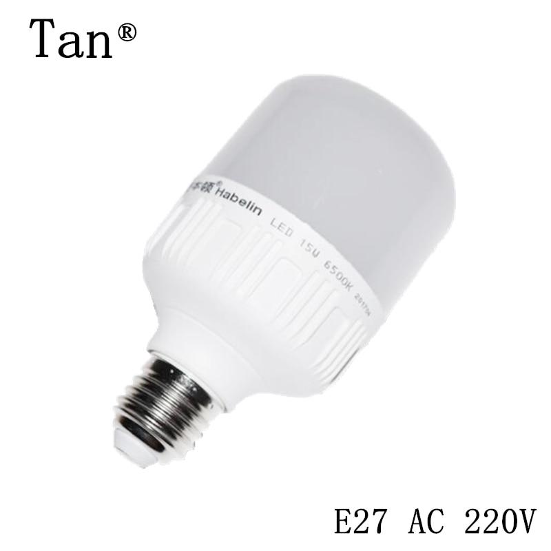 LED Lamp E27 220V-240V Led Lighting  Smart IC  Power 5W 10W 15W 20W 30W 40W 50W Led Outdoor Light  Kitchen Bulb