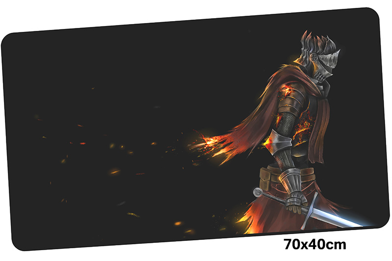 dark souls mousepad gamer 700x400X3MM gaming mouse pad large Customized notebook pc accessories laptop padmouse ergonomic mat