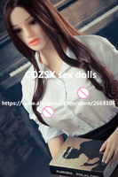 COZSX New 165cm Lifelike Adult silicone Sexy Dolls with Skeleton Japanese Realistic Oral Anal Vagina Love real Doll men for toy