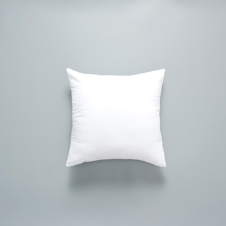 1pcs 40*40cm/45*45cm Simple Practical Cotton Pillow Home Textile Pillow Core Home Hotel Decor Supplies