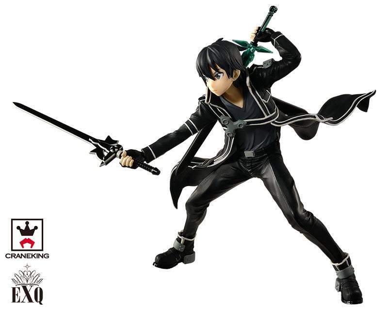 Brettyangel véritable Banpresto EXQ SAO épée Art en ligne KIRITO Collection Figure-in Jeux d'action et figurines from Jeux et loisirs    3