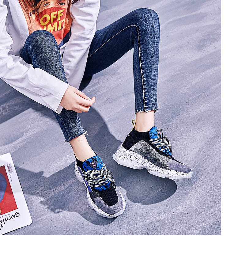 Shop cheap Sport Basketball Flexible Spring Women Sneakers on sale