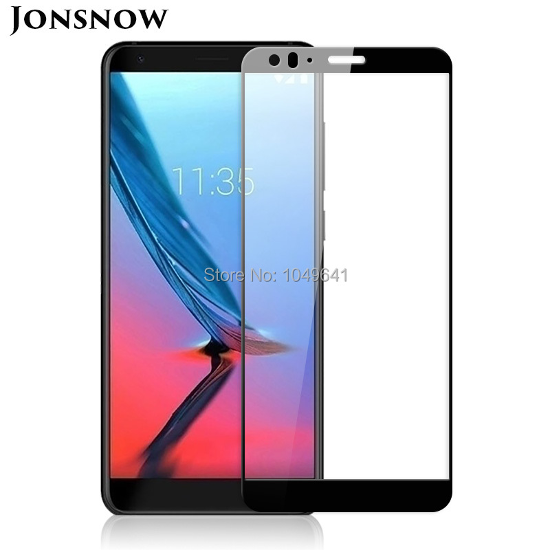 JONSNOW Tempered Glass For ZTE Blade V9 Full Screen Coverage Protective Film For ZTE Blade V9 Vita Screen Protector