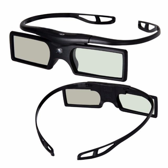 2pcs Bluetooth 3D Active Shutter Glasses case for Sony 3D TV Replace TDG-BT500A TDG-BT400A 55W800B W850B W950A W900A 55X8500B