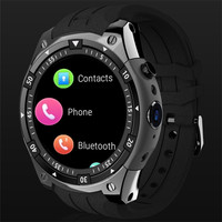 3G Smart Watch X100 MTK6580 Android 5.1 Dual Core Heart Rate GPS WiFi Smartwatch for IOS&Android phone watch PK GW11 H1 I4