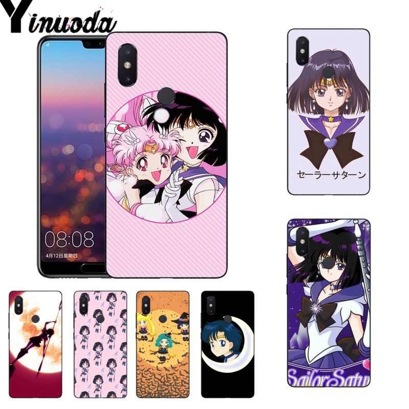 Phone Bags & Cases Responsible Yinuoda Fashion Sailor Moon Sailor Saturn Coque Phone Case For Xiaomi Mi 6 Mix2 Mix2s Note3 8 8se Redmi 5 5plus Note4 4x Note5 To Be Distributed All Over The World