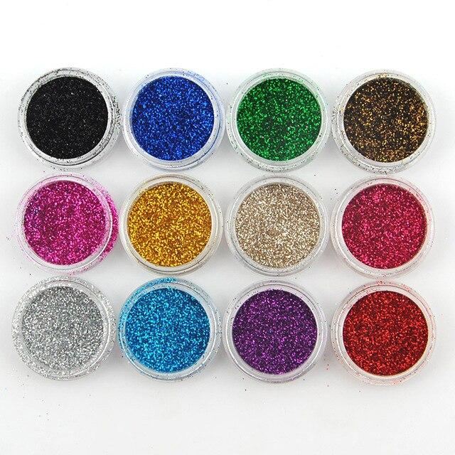 Pigmentos De Colores Para Uñas - Arte de uñas