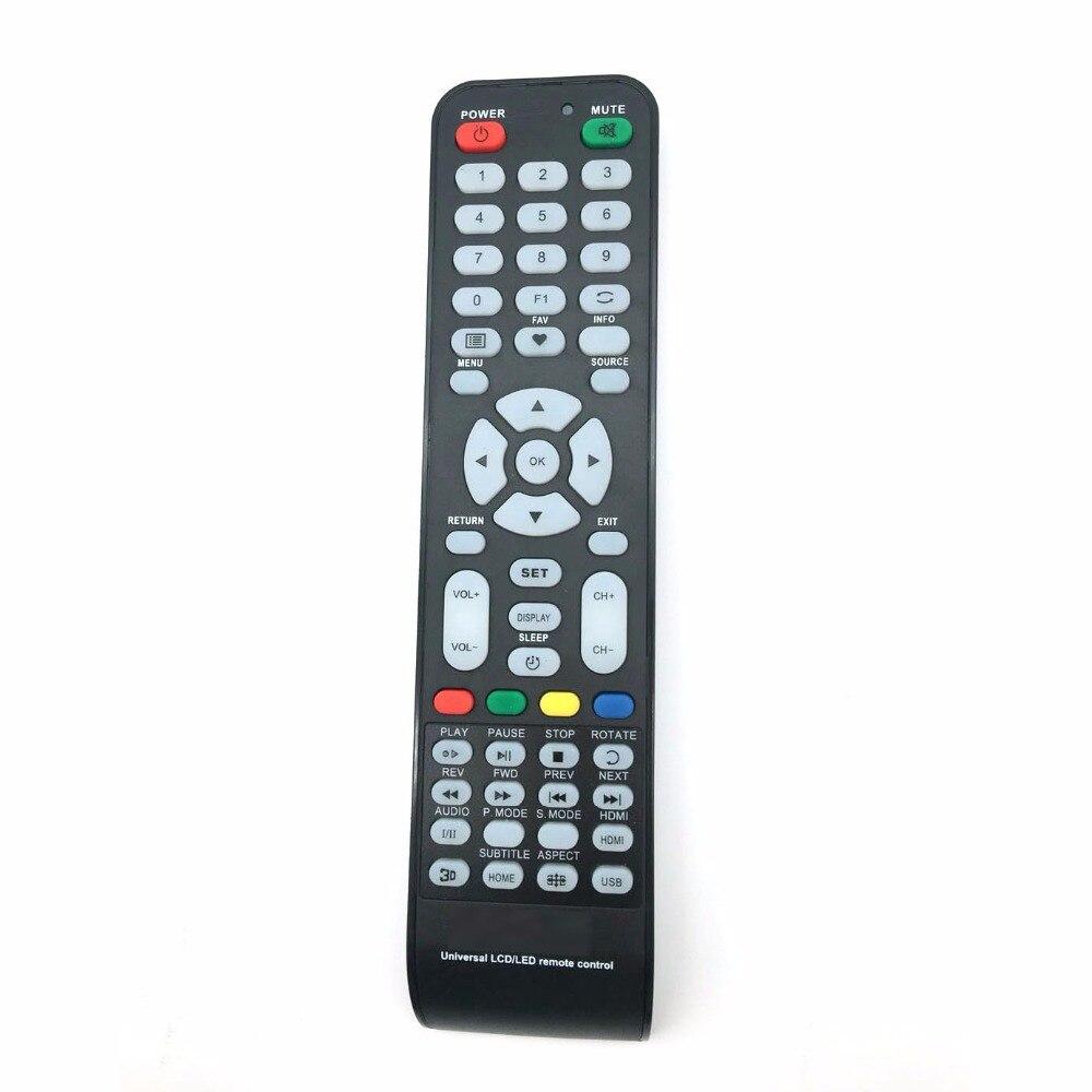 Универсальный ТВ-пульт дистанционного управления для AOC, 5110, DENAY, AE7801, ASANO, CHANGHONG, код, маршала ME-2409 ME-4716 ME-