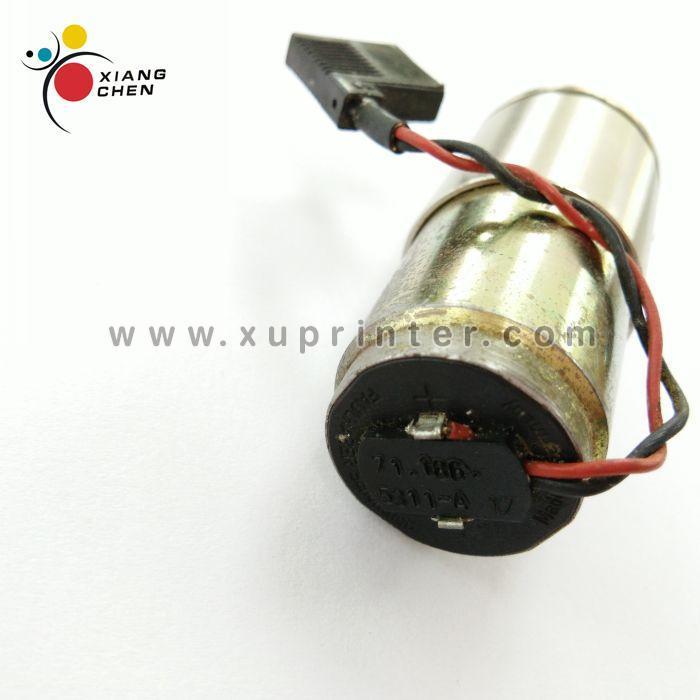 71 186 5311 HD SM102 SM52 SM74 Machine Geared Motor Faulhaber CPC Duct Sweep Adjust Motor