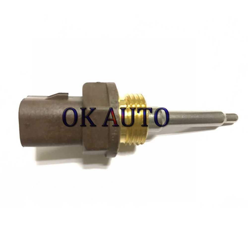 -Pins Dell'acqua Interruttore Sensore di Temperatura Per Caterpillar CAT C4 4 C7 C9 PERKINS T407354 256-6454 2566454