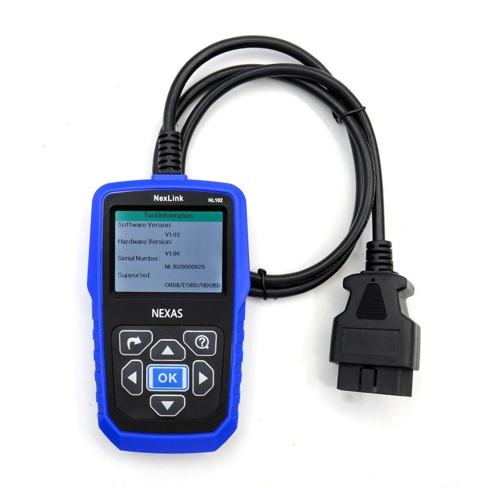 NEXAS NL102 HEAVY DUTY TRUCK & CAR OBD2 DIAGNOSTIC HD CODE READER DIESEL SCANNER hot selling truck diagnostic tool t71 for heavy truck and bus obd2 code reader with j1939 j1587 1708 protocol obd2 code scanner