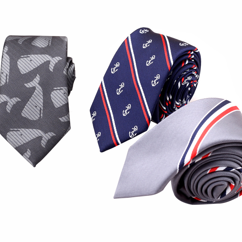 New Arrival 2017 Men Ties Business Suit Tie Polyester Casual Tie For Man Fashion Style Mens Tie Animal Printing 1lot=1pieces