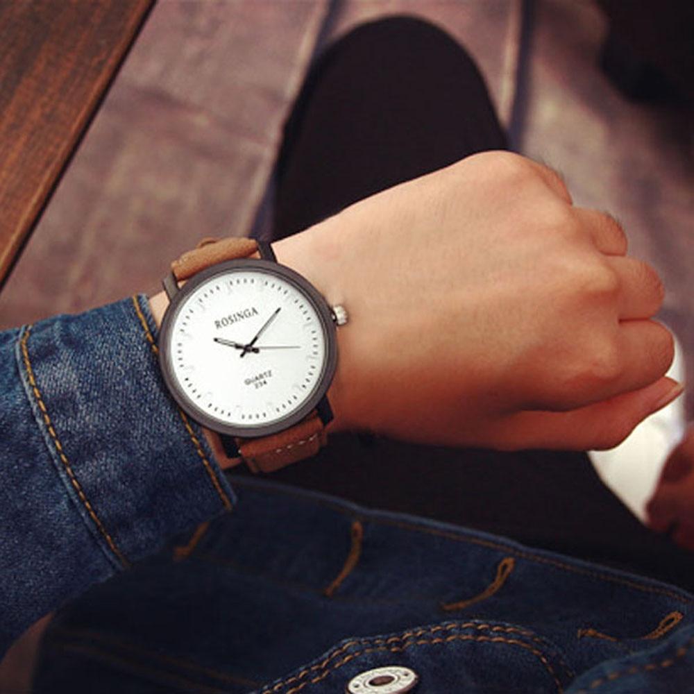 Watches Women Fashion Watch 2017 New Elegant Dress Leather Strap Ultra Slim Wrist Watch Montre Femme Reloj Mujer Reloj Female Fi