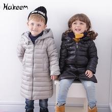 Winter Jacket For Girls Down Coat For Boys Jacket Long Girls Parka Children Down Jacket Boy Snowsuit Kids Clothes Boys Parka