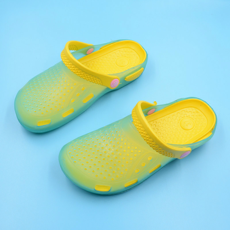 Nurses Girls Doctor Hole Shoes Non slip Combination Shoes Sweet Sandals Slippers Women Summer Breathable Rain Boots Scrub in Accessories from Novelty Special Use