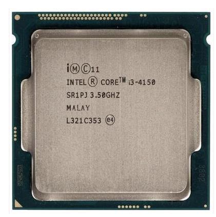Intel Core I3 4150 Dual-Core 3.5GHz LGA 1150 TDP 54W 3MB Cache i3