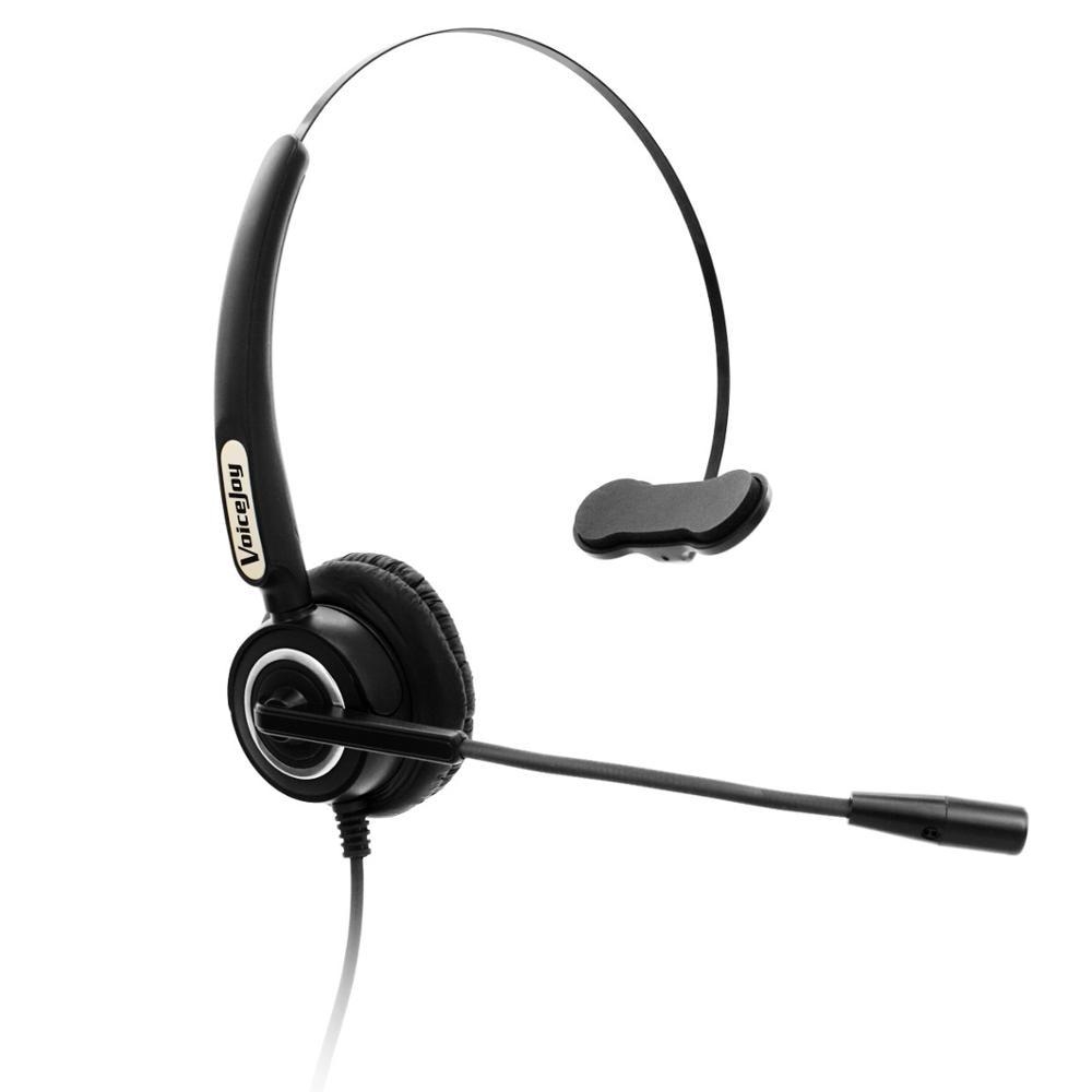 Telephone Headset Headphone with Mic for CISCO IP Phones 7940 7941 7942
