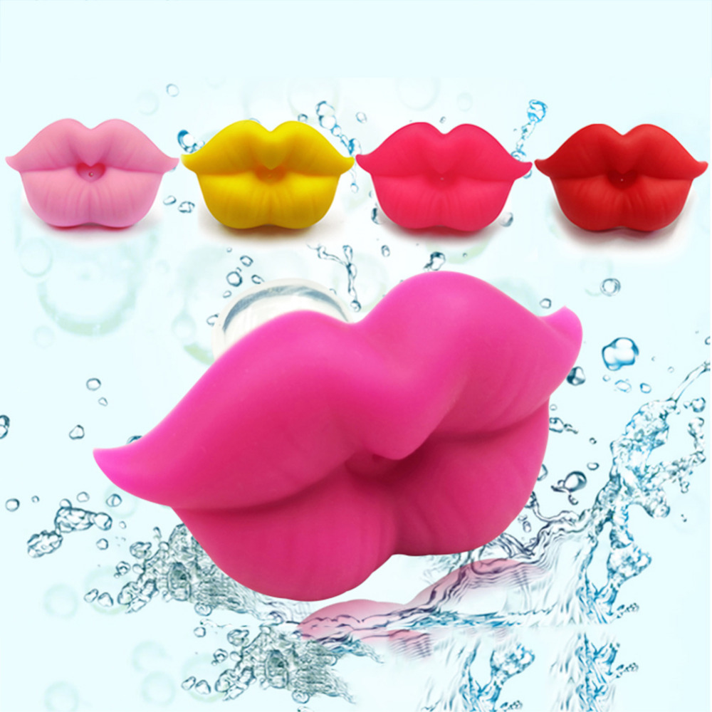 New Baby Pacifier Red Kiss Lips Dummy Pacifiers Funny Silicone Baby Nipples Teether Soothers Pacifier Baby Dental Care