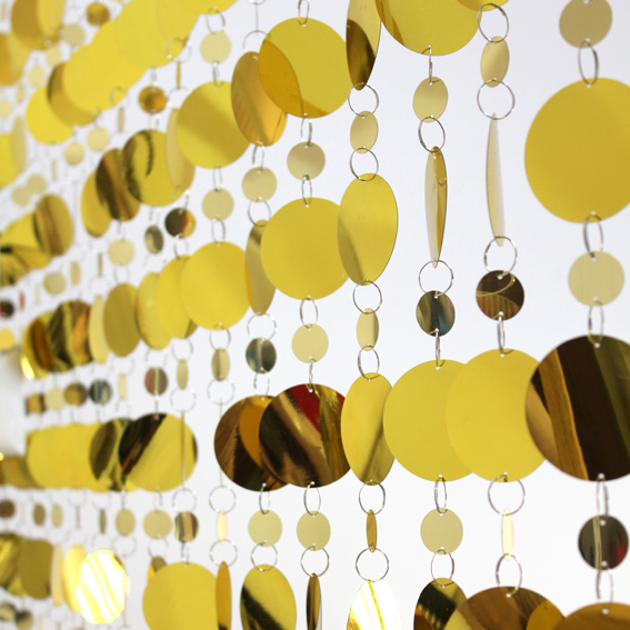 Sequins Curtains 2