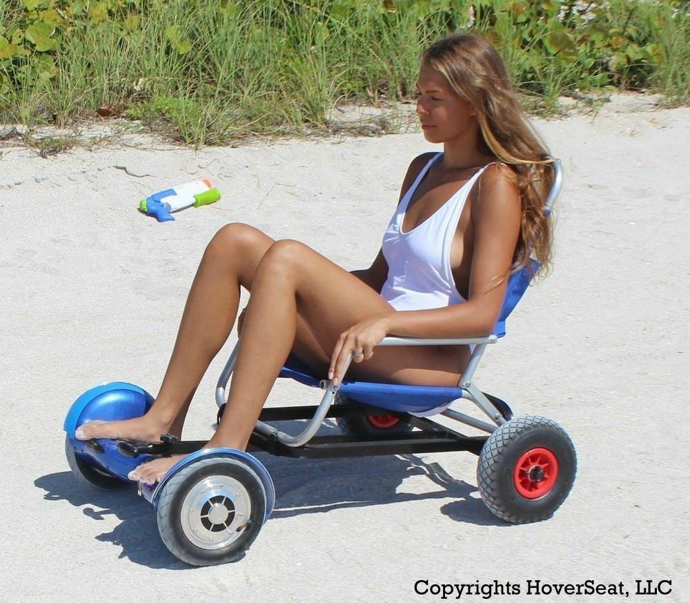 Стул для 6.5 10 дюймов самобалансируемый скутер Hover доска 2 колеса Скейт (не включая самокат) 85*57*18 см hoverseat hoverkart ...