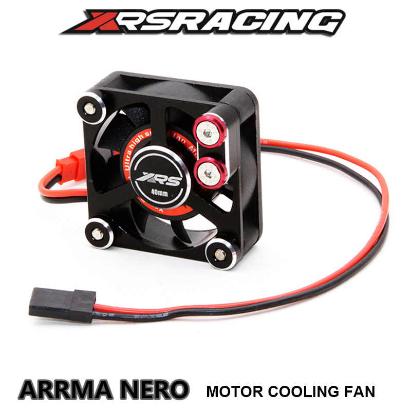 FATJAY XRSRACING RC HV 5-9V high speed cooling fan for RC ESC cars buggy truck