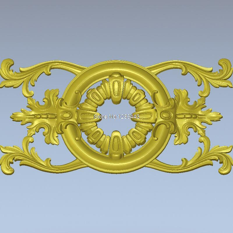 High Quality New 3D Model For Cnc 3D Carved Figure Sculpture Machine In STL File 3D Furniture Decoration Decor_100