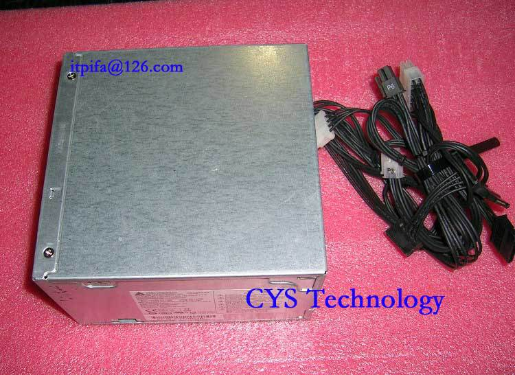 Free shipping CHUANGYISU for WorkStation Z210 Z220 CMT Power Supply DPS 400AB 13 A 619397 001