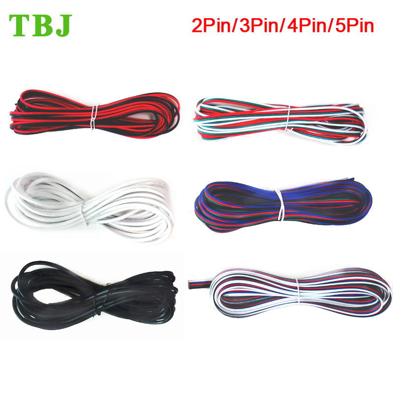 20AWG 3cm Blue Cable Stranded Flexible Hookup Wire  Electric Testing #4