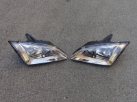 1Pair Car Styling Head Lamps Headlights For For Ford Focus 2005 2007