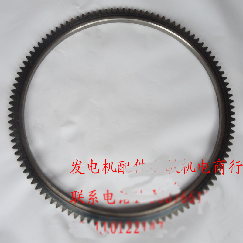 Diesel generator accessories 5KW 170F 178F 186F 186FA Electric start Tiller flywheel ring (must note model to us) 186f 186fa connecting rod for 5kw diesel generator 5000w generador part