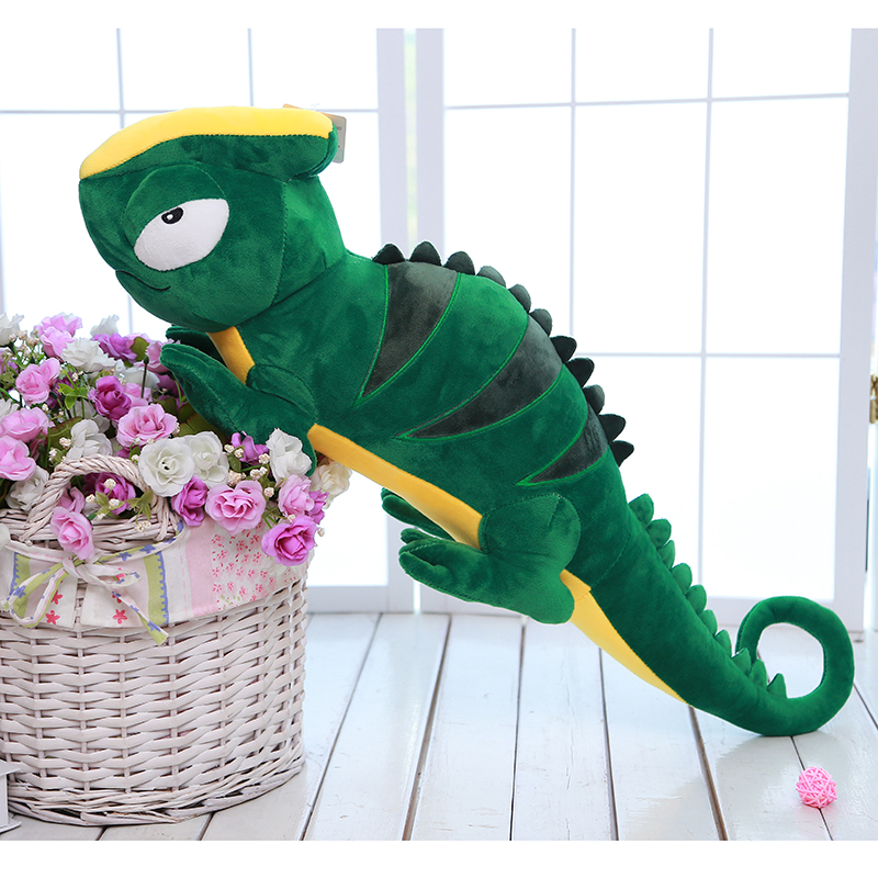100% new arrival large 100cm cartoon green lizard plush toy soft throw pillow birthday gift b0122 lovely giant panda about 70cm plush toy t shirt dress panda doll soft throw pillow christmas birthday gift x023