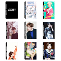 30 pieza Youpop Wholesale KPOP Fan GOT7 JB Mark Jackson Álbum Mosca Pequeño Lomo Fotos Tarjetas la Tarjeta Fotográfica