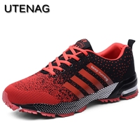 New Fashion Design Style Women Lightweight Flat Bottom Casual Shoes For Adult Lace Up Breathable Comfortable