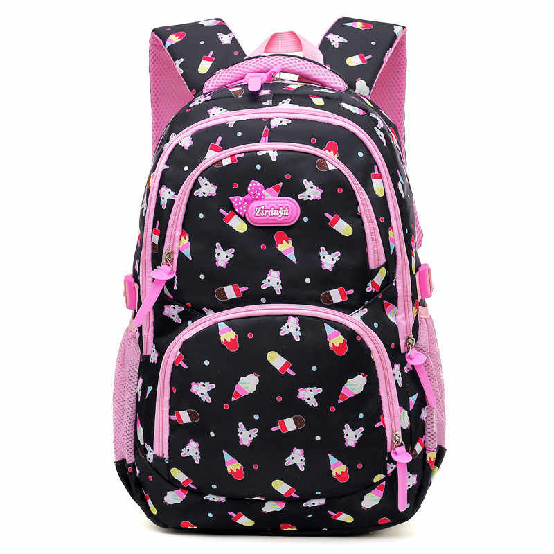 children school bags for boys girls nylon waterproof big capacity high quality school backpack satchel travel backpack mochila
