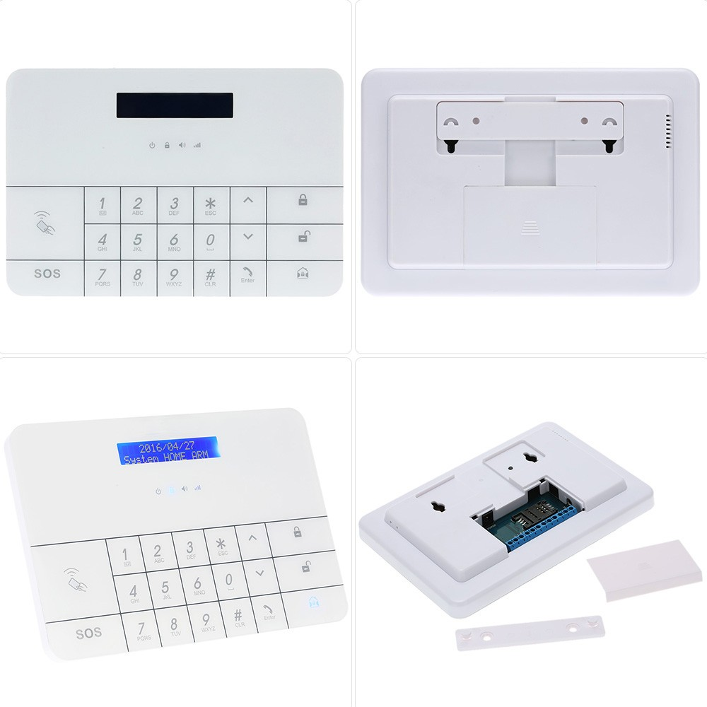 OWSOO-Wireless-GSM-Alarm-System-LCD-GSM-SMS-RFID-Touch-Keyboard-Home-House-Security-Burglar-Intruder (3)