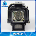 VT75LP compatible projector lamp with housing  for LT280 LT380 VT470 VT670 VT676
