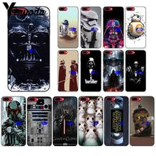 Чехол для телефона Yinuoda star wars R2D2 darth vader Chewbacca Babyjpg для iPhone 8 7 6 6S 6Plus X XS MAX 5 5S SE XR(China)