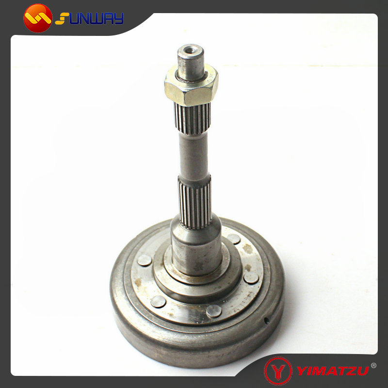 YIMATZU ATV Parts Clutch Assy ,Motorcycle parts,for CF500ATV X5 500cc ATV Quad Bike  Parts HL-Wide Tooth MC-Serration clutch assy of js400atv and bashan 400cc atv parts code is f3 414000 0