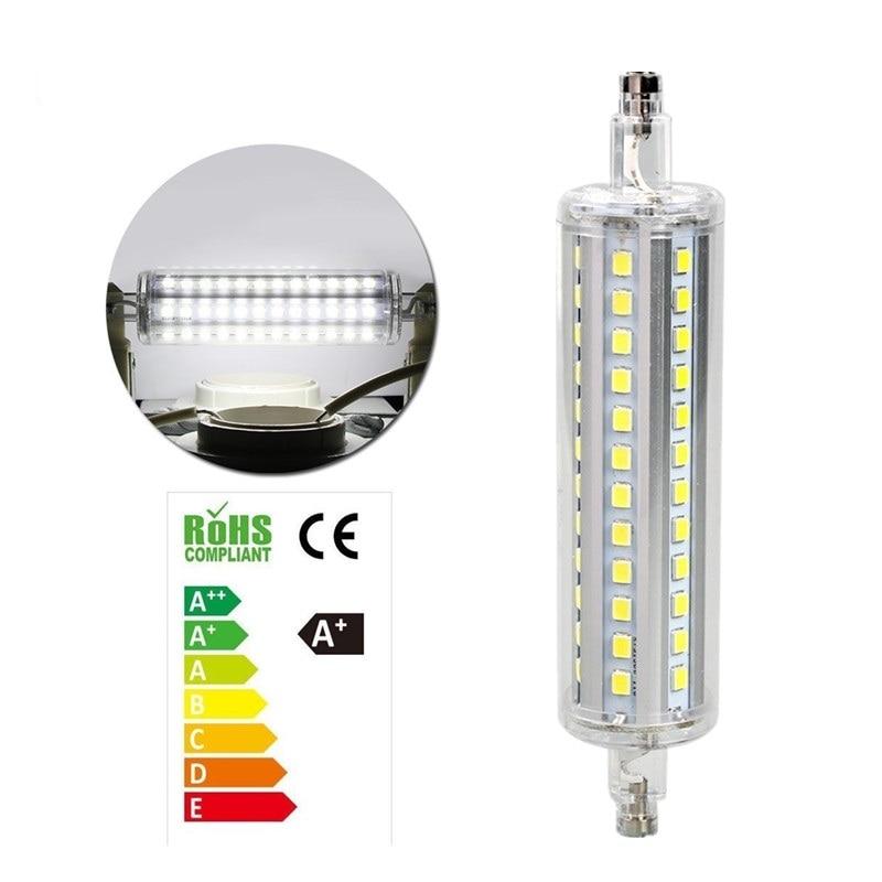 Dimmable R7S Base LED Bulb 5W//10W//12W//15W LEDs Aluminium PCB R7S Corn Lamp Light