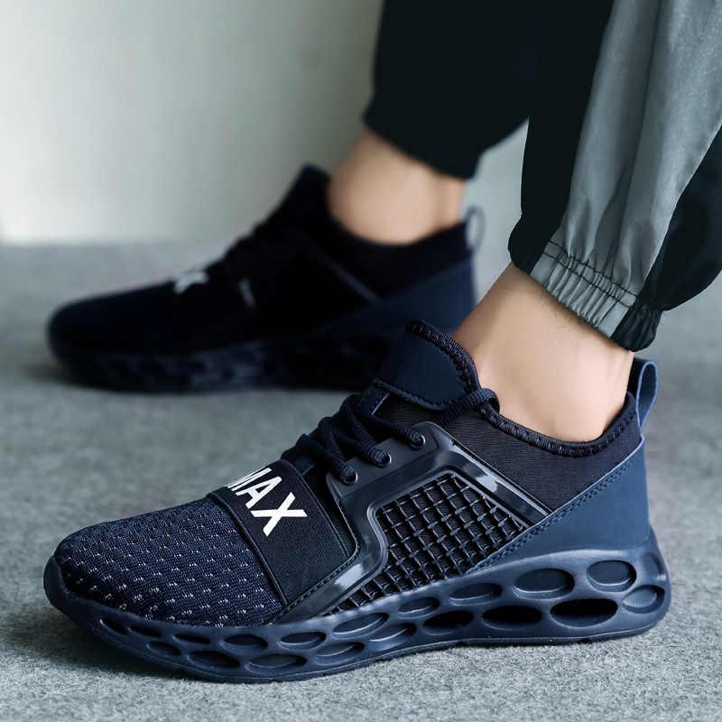 Мужская обувь повседневная Tenis Masculino Adulto весенняя обувь для мужчин zapatillas hombre Модная брендовая обувь мужские кроссовки удобные