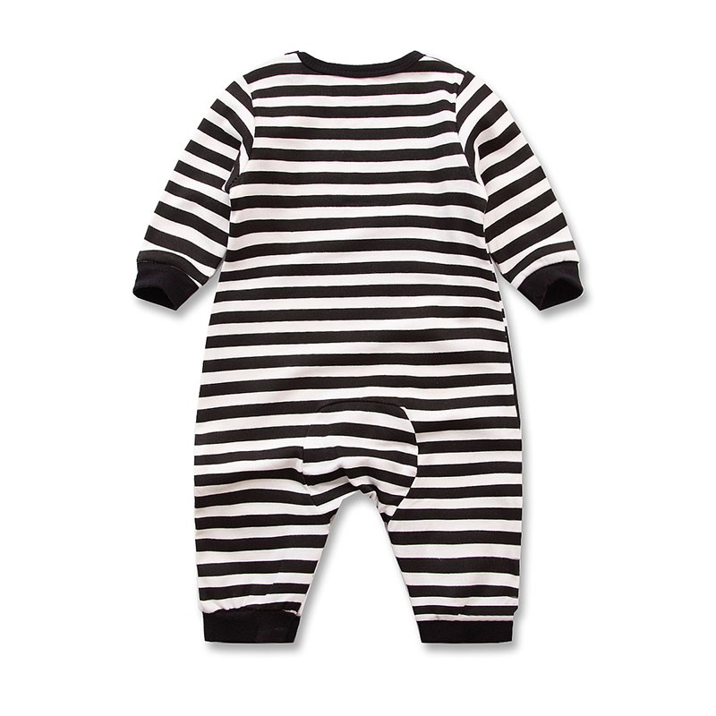 2020 Spring Autumn Baby Girl Brand Clothing Cotton Romper Clothes Children's Cartoon Penguin Baby Animal Girl Jumpsuit Romper | Happy Baby Mama