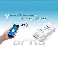 ITEAD Sonoff G1 WiFiสวิทช์GPRSสวิทช์GSMปั๊มน้ำไฟกลางแจ้งใช้สำหรับโทรศัพท์มือถือ
