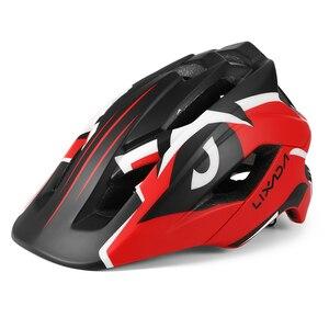 Image 3 - Lixada casco de motocicleta desmontable para niños, máscara completa, casco de seguridad deportivo para ciclismo, Skateboarding