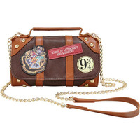 Offical Harry Potter Hogwarts PU Hybrid Bag Good Quality Same Day Shipping Dual Function Of Tote