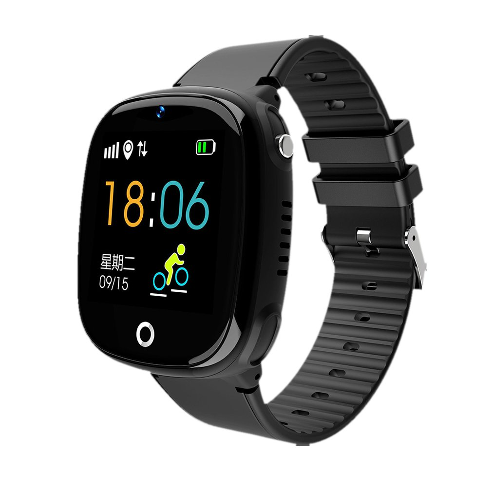 Wearable HW11 Children Family Bluetooth Pedometer Smart Watch Waterproof Device GPS SOS Call Kids Safe For Android MonitoringWearable HW11 Children Family Bluetooth Pedometer Smart Watch Waterproof Device GPS SOS Call Kids Safe For Android Monitoring