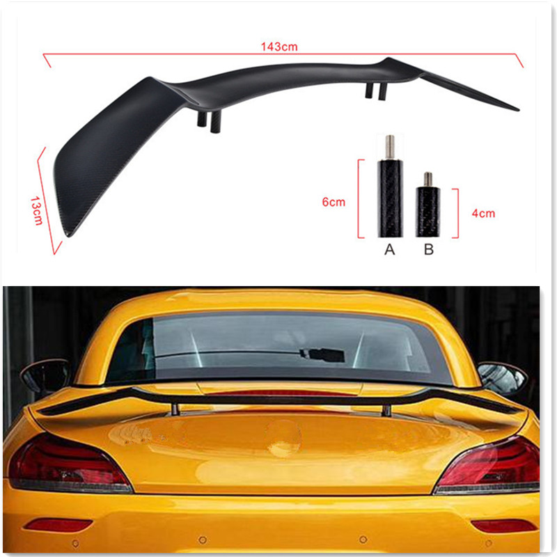 Bmw Z4 Toyota: 2019 Carbon Fiber Spoilers Tail For BMW Z4 Mustang Civic