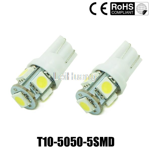 100pcs/lot T10 W5W 5050 5 SMD 168 194 LED DC 12V License Plate Bulbs 5smd Clearance Lamps 5led Marker Car Interior Lights туфли nine west nwomaja 2015 1590