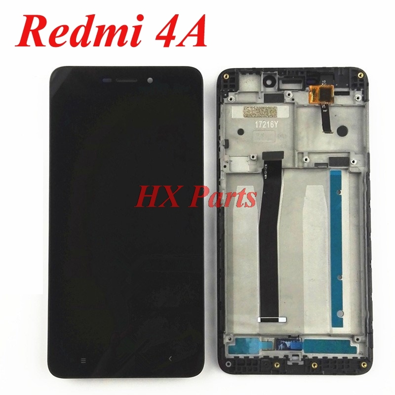 5x LCD Display For Xiaomi Redmi 4A LCD Touch Screen Digitizer Replacement For XIAOMI Redmi 4A
